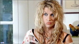Ke$ha and her crazy eyes