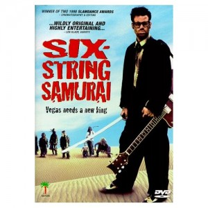 Six String Samurai DVD